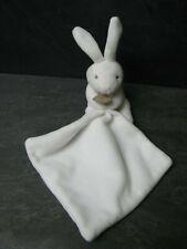 doudou lapin blanc doudou et compagnie