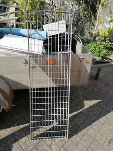Gitterrosten Roste Metallgitter Schachtabdeckung Eisen Gitter Abdeckung ca135x42