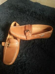 Russell & bromley loafers size Uk8/42.RRP £295.cheap auction