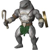 "FUNKO DC PRIMAL AGE King Shark 5"" RETRO STYLIZED ACTION FIGURE NEW"