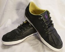 Polo Ralph Lauren . Ramiro Duck Toe Men's Sneaker / Shoe Black All Weather 11 D