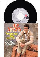 "7"" - Heintje Simons - Perdonna Me -------"