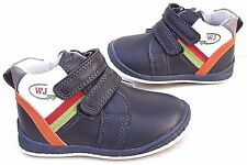 Casual Faux Leather Medium Width Shoes for Boys