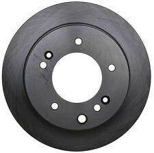 Disc Brake Rotor-Non-Coated Rear ACDelco Advantage fits 03-06 Kia Sorento