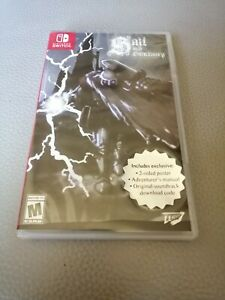 Jeu Nintendo Switch - Salt and Sanctuary : Drowned Tome Edition - Import US