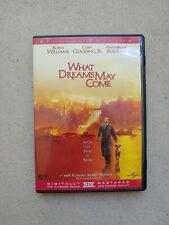 What Dreams May Come Dvd, Robin Williams Cuba Gooding Jr 1998