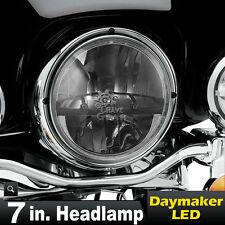 "7"" Projector Daymaker Headlight For Yamaha V-Star XVS 650 Classic Silverado"