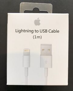 Apple Lighting to USB Cable For iPhone 5S 5C SE 6 7 8 PLUS