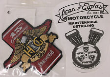 Hog Harley Owners Group 15th Anniversary Patch