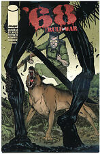 '68 RULE of WAR #2 B, NM,1st Print, Zombie, Walking Dead, 2014, more in stor