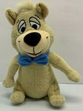 "Hanna Barbera Yogi Bear friends  BooBoo 6"" Plush Very clean and great condition"