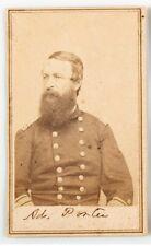 1860s Civil War Union Navy Admiral David Dixon Porter Cdv Photo By Mathew Brady