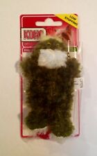 Kong Dr. Noys' Sitting Frog - Extra Small Dog Toy with Extra Squeaker