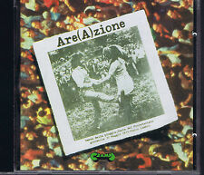 AREA are(a)zione areazione - rare CD original CRAMPS crscd 004 (1990) prog