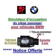 ! Emulateur tapis sensitif BMW voyant airbag allumé BMW E36 E 38 E39 E 46 E60  !