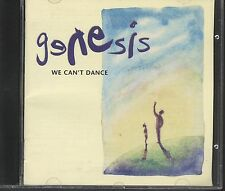"Genesis - We Can't Dance CD ""VGC"""