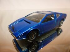 MEBETOYS A45 ALFA ROMEO IGUANA - BLUE METALLIC 1:43 - VERY GOOD CONDITION