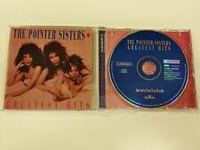 POINTER SISTERS GREATEST HITS CD 1997