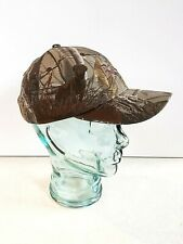 "DRI DUCK REAL TREE Wildlife Series Mens Camo Hat Labrador ""Do It Best"" Cap 22"""