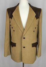 Pioneer Wear Regular Corduroy Two Button Men's Blazers & Sport Coats