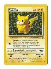 Pikachu BLACK STAR TCG Pokemon PROMO Card #1