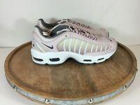 Nike Air Max Tailwind IV Running Sneaker Shoes CK2600 600 Rose Grey Women Sz 9