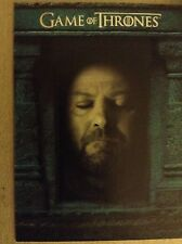 GAME OF THRONES - SEASON 6: HALL OF FACES CHASE CARD: HF6 EDDARD STARK