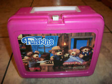 1986 FURSKINS--PLASTIC LUNCHBOX (LOOK)