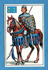 ARMI E SOLDATI - Edis 71 - Figurina-Sticker n. 150 - CAVALIERE ANGIOINO -Rec