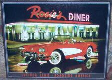 L.L- Rosie's Diner Vintage Reproduction Metal Sign #897 mancave garage