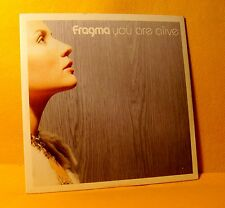 Cardsleeve single CD Fragma You Are Alive 2 TR 2001 Trance