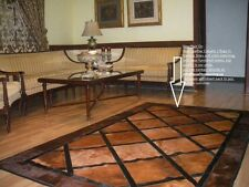 Real Leather Rugs/Carpets
