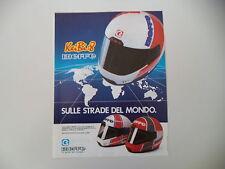 advertising Pubblicità 1989 CASCO BIEFFE KEIBI 8