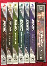 Star Trek The Next Generation Blu-ray Season 1 bis 7 komplett