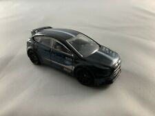 Hot Wheels - Ford Focus RS Grey - MINT LOOSE (2019) - Diecast Collectible - 1:64