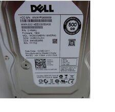 DELL 500 GB 7.2K 3.5 - Inch 3GB/S Serial ATA HDD-DP/N -01 kwkj in DELL 0D981 Caddy