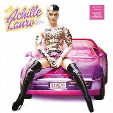 """ACHILLE LAURO  """"1990""""  lp edizione limitata numerata vinile rosa sigillato"""