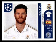 Panini Champions League 2011-2012 - Xabi Alonso Real Madrid CF No. 217