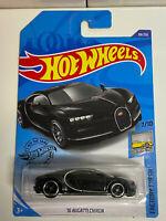 2020 Hot Wheels Factory Fresh 7/10 '16 Bugatti Chiron Real Riders Super Custom