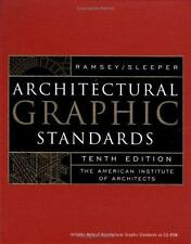 Architectural Graphic Standards, Tenth Edition (Book only)