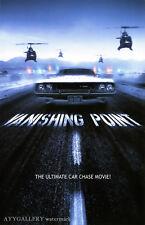 "Vanishing Point (1971) - Movie Poster - (24""x36"") - Free S/H"