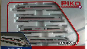 Piko ICE 3 Komplettzug 8-teilig - Spur TT - NEU ungeöffnet - 47007, 47690, 47691