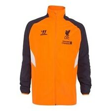 NEW Men's Warrior Liverpool 3rd Training All Weather Jacket *(LARGE)* Orange