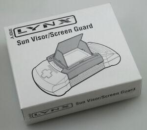 Atari Lynx II 2 Sun Visor/Screen Guard - Brand New Factory Sealed
