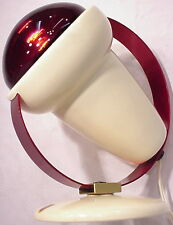 Modernist Design 1950s CHARLOTTE PERRIAND Wall PHILIPS Dutch table Lamp Pop Art