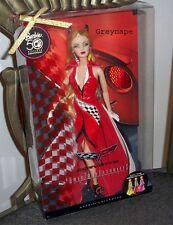 RED  Treasure hunt Corvette Barbie Doll NRFB mattel