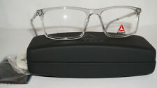 Reebok RX Eyeglasses Frame New High Quality Clear Gray RB7042 56 17 145