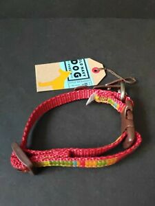 OLD NAVY DOG COLLAR Red XS/S