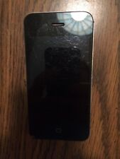 Apple iPhone 4s - 8GB - Black (Sprint) A1387