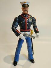 "GI Joe Classified Custom GUNG HO MARINE BLUES - Retro 1987 Style 6"" Figure 25th"